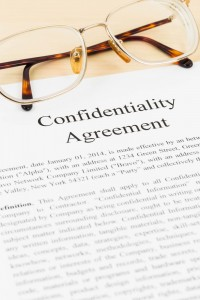 privacy and confidentiality agreement at Asia Science Editing